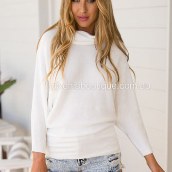 Otago Turtleneck Jumper