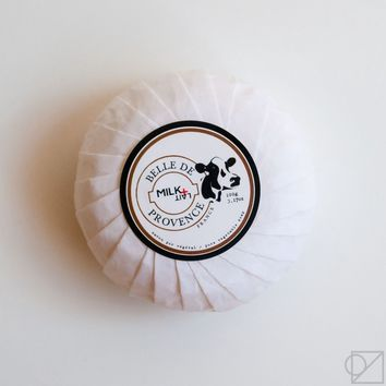 Lothantique Milk Soap Round