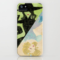 Wicked iPhone Case by Serena Rocca | Society6