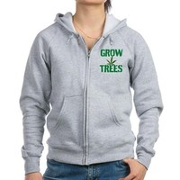 GROW TREES Zip Hoodie> Grow Trees> 420 Gear Stop