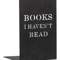 Metal Bookend - from H&M