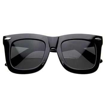 Womens Celebrity Designer Oversize Fashion Sunglasses 8094