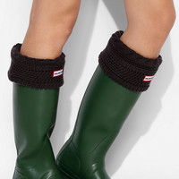 Hunter Cable-Trim Welly Boot Sock - Urban Outfitters