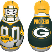 NFL Green Bay Packers Mini Tackle Buddy