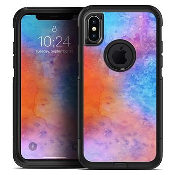 Mixed 8652 Absorbed Watercolor Texture - Skin Kit for the iPhone OtterBox Cases