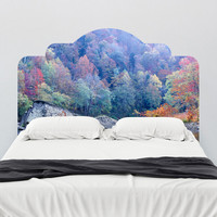 Paul Moore's Pedestal Rock in Big South Fork National Park wall decal