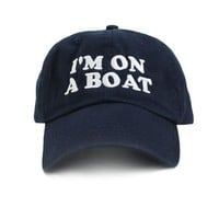 I'M ON A BOAT HAT