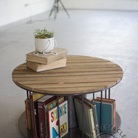 Numéro 1 Spindle Coffee Table