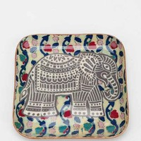 Magical Thinking Elephant Stamp Catch-All Dish