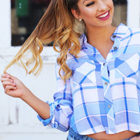 Cali Girl Plaid