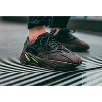 ADIDAS YEEZY 700 Trendy sports casual men's and women's retro sports shoes 2#