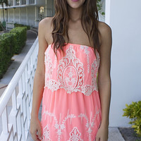 Look Out Pink Dress (more colors)