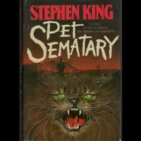 Pet Sematary by Stephen King (1983 First Ed.)