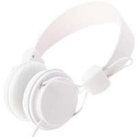 WeSC Headphones Conga in Matte White
