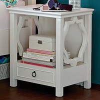 Elsie Bedside And Accent Tables | PBteen