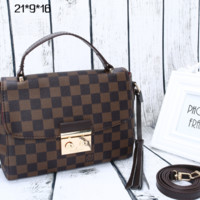 LV fashion trendy handbag[384714604580]