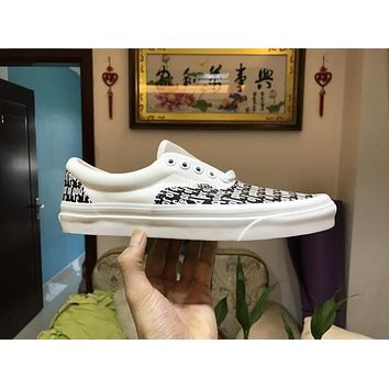 Vans Era 95 Reissue FOG FEAR OF GOD Classic Casual Leisure Shoes