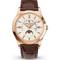 Patek Philippe Grand Complications Retrograde 39mm Rose Gold Watch 5496R-001