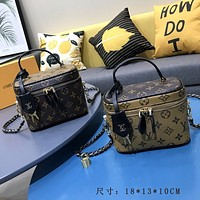lv louis vuitton women leather shoulder bag satchel tote bags 26