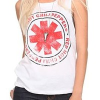 Red Hot Chili Peppers Logo Tank Top - 10003838