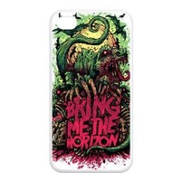 Mystic Zone BMTH Bring Me the Horizon Cover Case for iPhone 4/4S Cover KEK1927