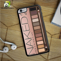 Naked Palette 2 iPhone 6S Plus case by Avallen