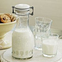 Glass Milk Carafe