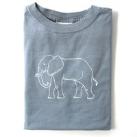 Elephant Short Sleeve Tee