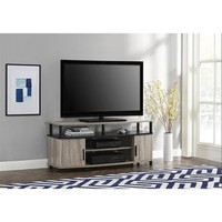 "Carson Sonoma Oak TV Stand for TVs up to 50"" - Walmart.com"