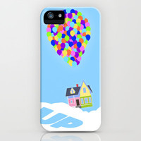 UP!  iPhone Case by TheWonderlander | Society6