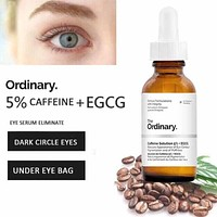 The Ordinary Caffeine Solution 5% + EGCG Concentrated Whitening Face Serum Remove Dark Spots Freckle Hyper Pigmentation