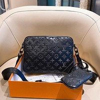 Louis Vuitton LV two-piece personality all-match shoulder bag