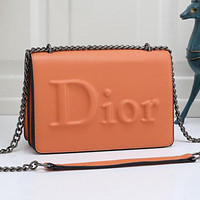 Dior Women Fashion Crossbody Satchel Shoulder Bag