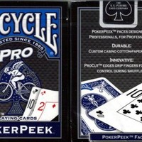 Bicycle Pro Playing Cards,Single Pack (Color May Vary)