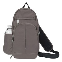 Travelon Anti-Theft Classic Light Sling Backpack (Brown)