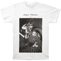 Joyce Manor Men's  Matt & Frank T-shirt White
