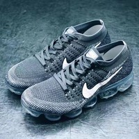 2018 Nike Air Vapormax CDG 30 YEARS Men Sneaker Color Sliver&White