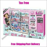 LOL Surprise Doll House, With 85+ Surprises