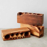 Peg And Awl Large Desk Caddy- Assorted One