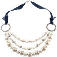 Ribbons and Pearls by Garrett Jewelry