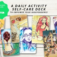 My Quality Time Self-Care Deck