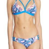 Maaji 'Belle Epoque' Reversible Triangle Bikini Top | Nordstrom