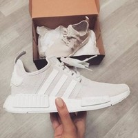 Adidas NMD Trending Woman Running Sneakers Sport Shoes-1
