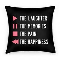 Play The Laughter, Pause The Memories
