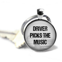 Supernatural '67 Impala Keychain Driver Picks the Music