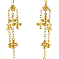 Pippa Small - 18kt Yellow Gold Earrings