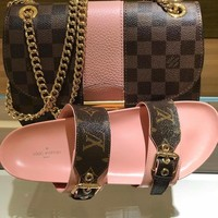 shosouvenir Louis Vuitton LV Ms. Bu's sandals