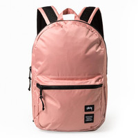 Stussy: Ripstop Lawson Backpack - Pink