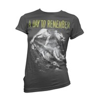 A Day To Remember: Bring The Noise Girly Tee