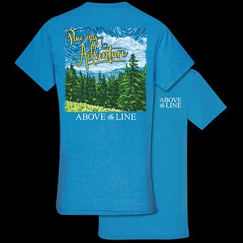 Couture Above The Line Classic Pine-ing For Adventure T-Shirt